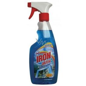 Iron Aktiv čistič na okna a sklo rozprašovač 500 ml