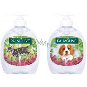 Palmolive Pets Psík / Mačička pH neutrálne tekuté mydlo dávkovač 300 ml