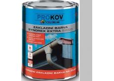 Colorlak Synorex Extra S 2003 syntetická antikorózna farba na železo a kovy Šedá 0,6 l