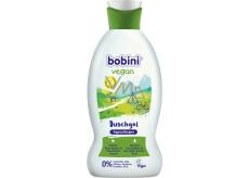 Bobini Vegan hypoalergenní mycí gel pro děti od 1. dne narození 200 ml