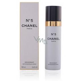 CHANEL 5 deodorant 100ml vapo