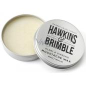 Hawkins & Brimble vosk na fúzy pre mužov s jemnou vôňou elemi a ženšenu 50 ml