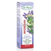Dr. Popov Migrean originálne bylinné kvapky 50 ml