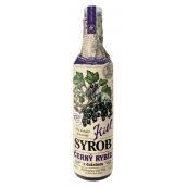 Kitl Syrob Bio Čierne ríbezle s dužinou sirup pre domáce limonády 500 ml
