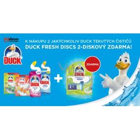 DARČEK Duck Fresh Discs čistič WC 11,5 ml