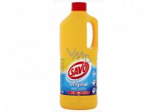 Savo Original dezinfekcia vody a povrchov účinne odstraňuje 99,9% baktérií 2 l