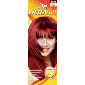 Wella Wellaton krémová farba na vlasy 66-46 červená čerešňa