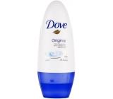 Dove Original kuličkový antiperspirant deodorant roll-on pro ženy 50 ml