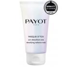 Payot Les Demaquillantes Masque d Tox detoxikačné starostlivosti o pleť s rozjasňujúcimi účinkami 50 ml