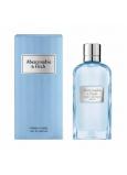 Abercrombie & Fitch First Instinct Blue Woman parfémovaná voda pro ženy 50 ml