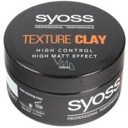 Syoss hlina na vlasy 100ml Texture Clay 8580