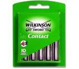 Wilkinson Sword Contact náhradné žiletky 10 kusov