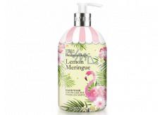 Baylis & Harding Lemon Meringue - Cukrovej pusinky tekuté mydlo na ruky 500 ml