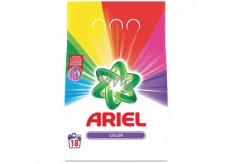 Ariel Color prací prášok na farebnú bielizeň 18 dávok 1,35 kg