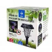Trixline Solar UV Mosquito Solárna lampa proti komárom TR 612