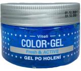 Vitali Color Gel Fresh & Active gél po holení 190 ml
