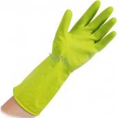 Vulkan Niké Soft & Sensitive úklidové gumové rukavice L 1 pár