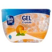Ambi Pur Crystals Fresh & Cool Citrus gél osviežovač vzduchu 150 g