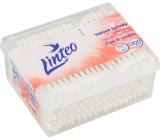 Linteo Care & Comfort jemné vatové tyčinky krabička 200 kusov