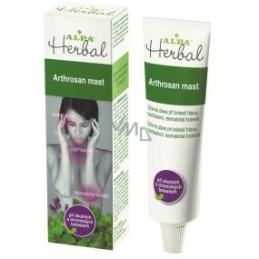 Alpa Herbal Arthrosan mast při akutních a chronických bolestech 30 g