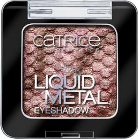 Catrice Liquid Metal oční stíny 020 Gold n Roses 3 g