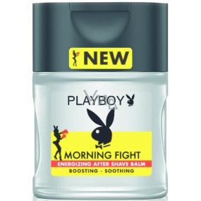 DÁREK Playboy Morning Fight ASB povzbuzující balzám po holení 100 ml