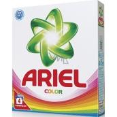 Ariel Color prací prášek na barevné prádlo 4 dávky 280 g