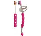Mam Learn To Brush zubní kartáček 6+ měsíců různé barvy 2 kusy Set