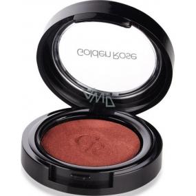 Golden Rose Silky Touch Pearl Eyeshadow perleťové očné tiene 128 2,5 g