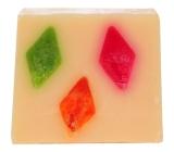 Bomb Cosmetics Ovocný diamant - Fruit Diamond Přírodní glycerínové mýdlo 100 g
