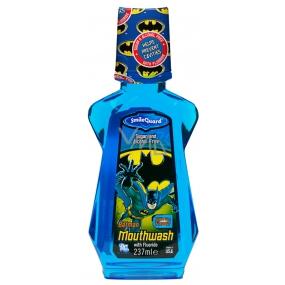 Batman Bubble Gum ústna voda s fluoridom pre deti 237 ml