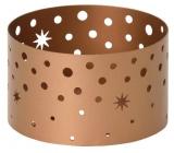 Yankee Candle Magical Christmas kovové tienidlo na strednej, alebo veľkú sviečku Classic