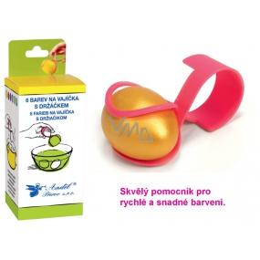 Sada k dekorování vajíček s držáčkem