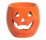 Yankee Candle Halloween Pumpkin keramická aromalampa 11 x 11 cm