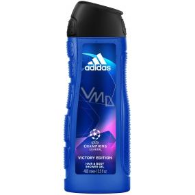 Adidas UEFA Champions League Victory Edition sprchový gel pre mužov 400 ml