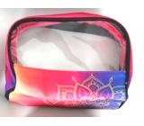 Albi Original Taška na kozmetiku s okienkom Mandala 18 cm x 14 cm x 6,5 cm