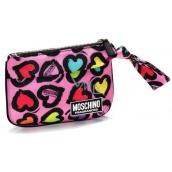 Moschino Heart & Love etue pre ženy 20 x 15 x 1,5 cm