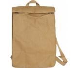 Albi Eko batoh vyrobený z pratelného papiera Bez potlače 43 x 29 x 11 cm