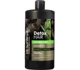 Dr. Santé Detox Hair šampón na vlasy s aktívnym uhlím z bambusu 1000 ml