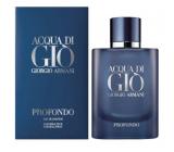 Giorgio Armani Acqua di Gioia Profond toaletná voda pre mužov 40 ml