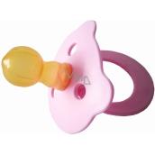 Prima Baby Míša latexové cumlík okrúhle 1 kus rôzne farby
