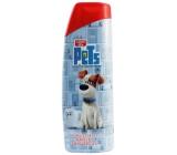 Tajný život maznáčikov 2v1 sprchový gél a pena do kúpeľa pre deti 400 ml