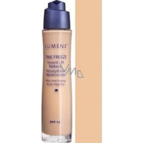 Lumene Time Freeze SPF15 make-up s liftingovým efektom 04 Peach Beige 30 ml