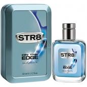 Str8 On The Edge toaletní voda pro muže 50 ml