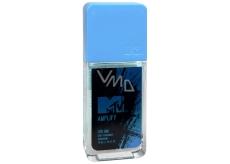MTV Amplify Man parfémovaný deodorant sklo pro muže 75 ml