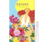 Escada Agua del Sol toaletní voda pro ženy 1,5 ml s rozprašovačem, Vialka