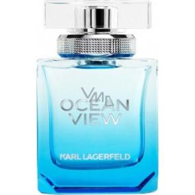 Karl Lagerfeld Ocean View parfémovaná voda pro ženy 85 ml Tester