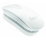 Ikoo Pocket Classic Kapesní kartáč na vlasy podle čínské medicíny bílý