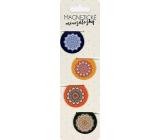 Albi Magnetické minizáložky Mandaly 4 kusy