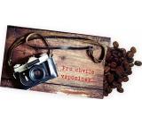 Ditipo Pohľadnica s darčekom Pre chvíle spomienok 115 x 195 mm